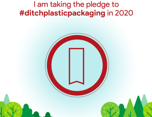 Pledge to Ditch Plastic Packaging