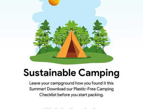 Free Download: Plastic Free Camping Checklist