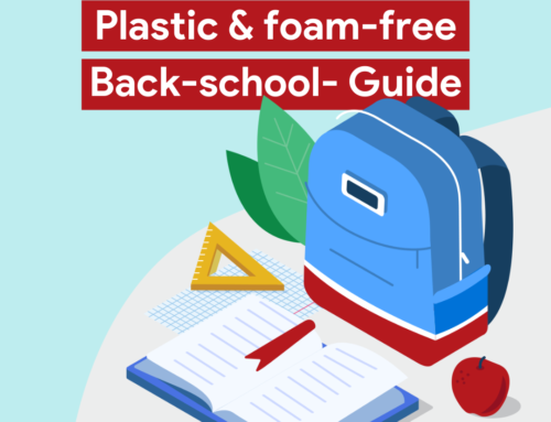 Free Download: Plastic And Foam-Free Back-To-School Guide
