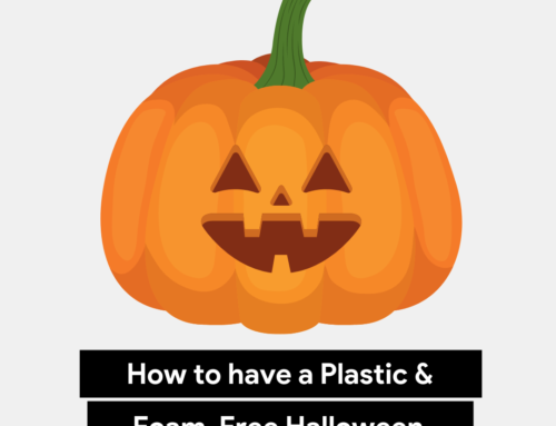 How to have a Plastic and Foam-Free Halloween