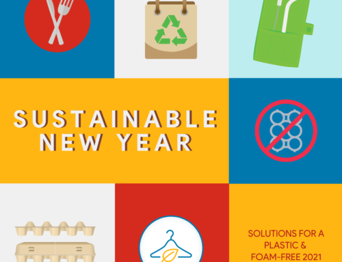 Solutions for a Sustainable & Plastic Free 2021