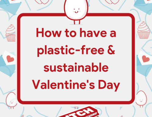 How-to Have A Plastic-Free Sustainable Valentine's Day